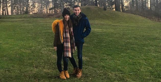 Dois estudantes de Tradução e Interpretação começam um período letivo de intercâmbio na University West da Suécia