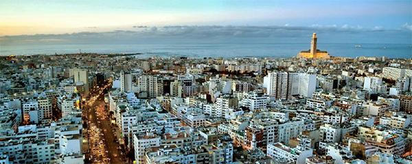 UNEATLANTICO participa da I Feira Estudar na Espanha celebrada em Casablanca e em Tânger