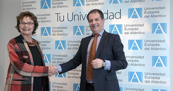 UNEATLANTICO e FUNIBER assinaram um convênio com a UNICEF, Comitê Espanhol