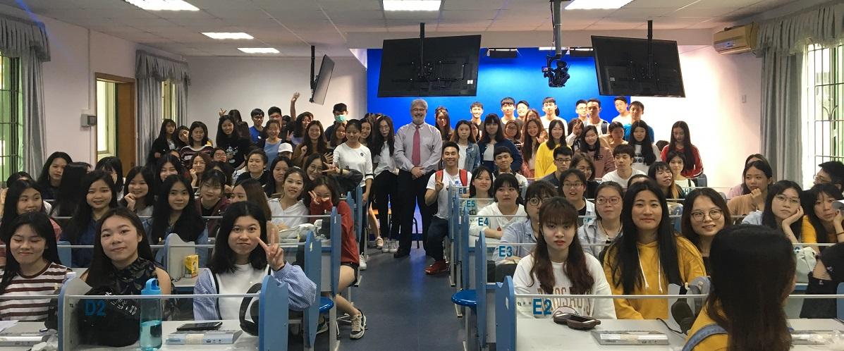 UNEATLANTICO promove relações com a China