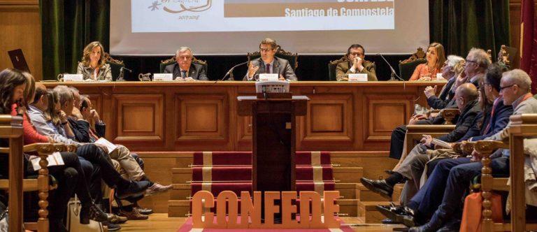 Vice-reitora da Organização Acadêmica e dos Professores participa na Conferência Espanhola de Decanos de Economia