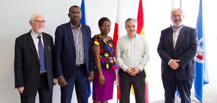 UNEATLANTICO expande sua rede de alianças acadêmicas com a Universidade de Maroua dos Camarões