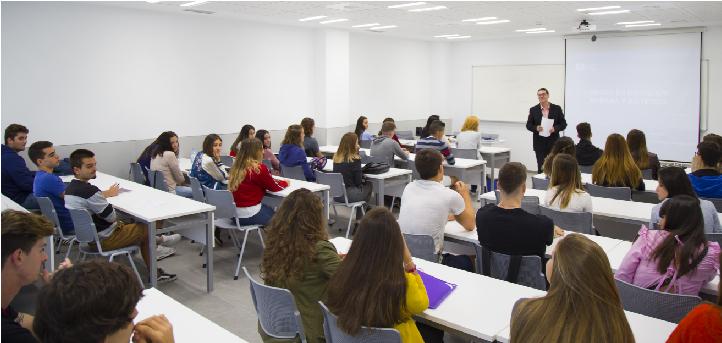 UNEATLANTICO abre o período de matrícula para o curso 2018-2019