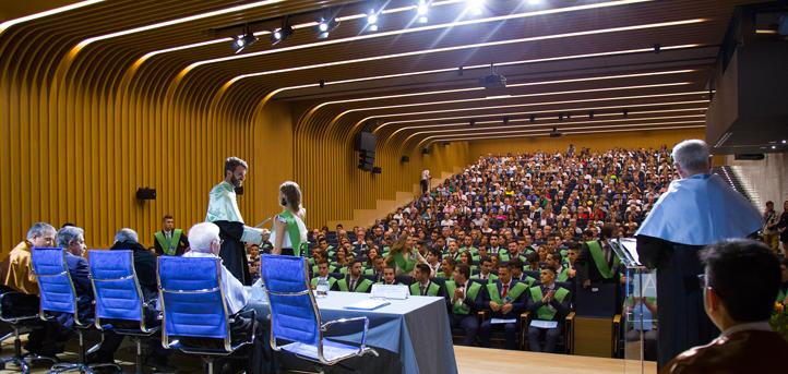 """Santos Gracia: """"UNEATLANTICO deixou de ser um sonho para se tornar uma instituição acadêmica jovem, porém madura"""""""