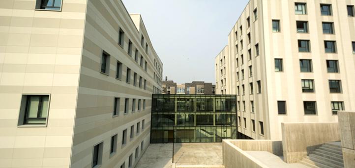 Residência de estudantes da UNEATLANTICO é um referencial arquitetônico