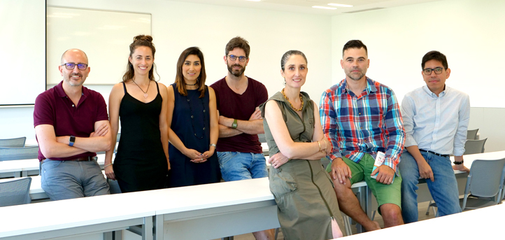 Professores da UNEATLANTICO vijam para a América Latina de hoje até 26 de setembro