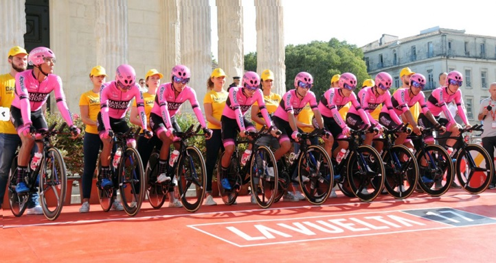 UNEATLANTICO será a sede da equipe colombiana de ciclismo Manzana Postobón durante sua turnê europeia