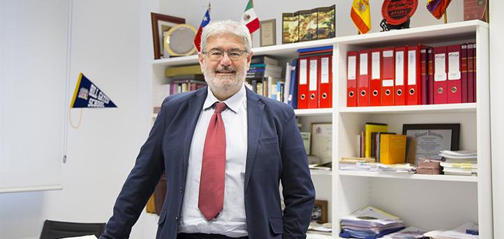 Secretário-geral inicia viagem institucional pelo Peru e Chile