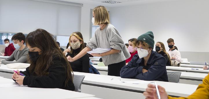 Começam hoje os exames finais no campus da UNEATLANTICO