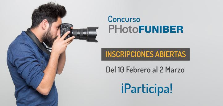 Começa a 3ª edição do Concurso Internacional de Fotografia PHotoFUNIBER'21