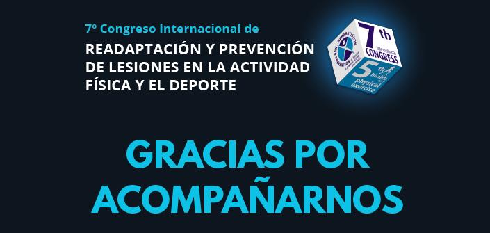 Termina o Congresso Internacional de Reabilitação e Prevenção de Lesões