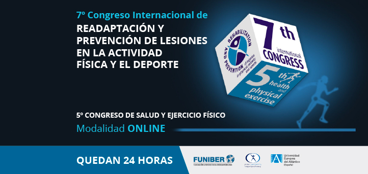 Começa o VII Congresso Internacional de Readaptação e Prevenção de Lesões organizado pela UNEATLANTICO
