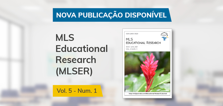 Revista MLS Educational Research, patrocinada pela UNEATLANTICO, publica nova edição