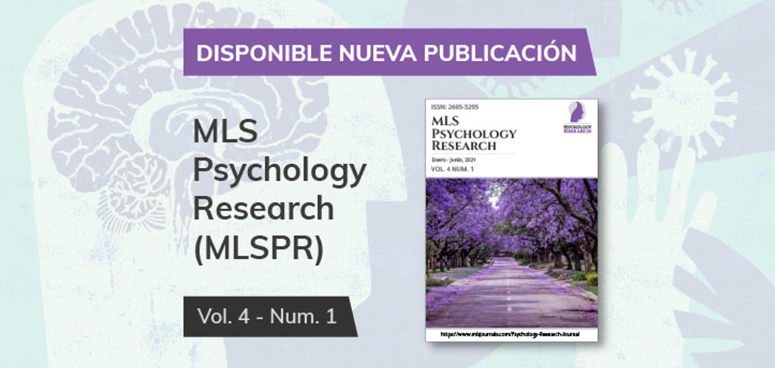 Mais uma edição semestral da revista científica de psicologia, Psychology Research, foi publicada na qual um grupo de professores colabora