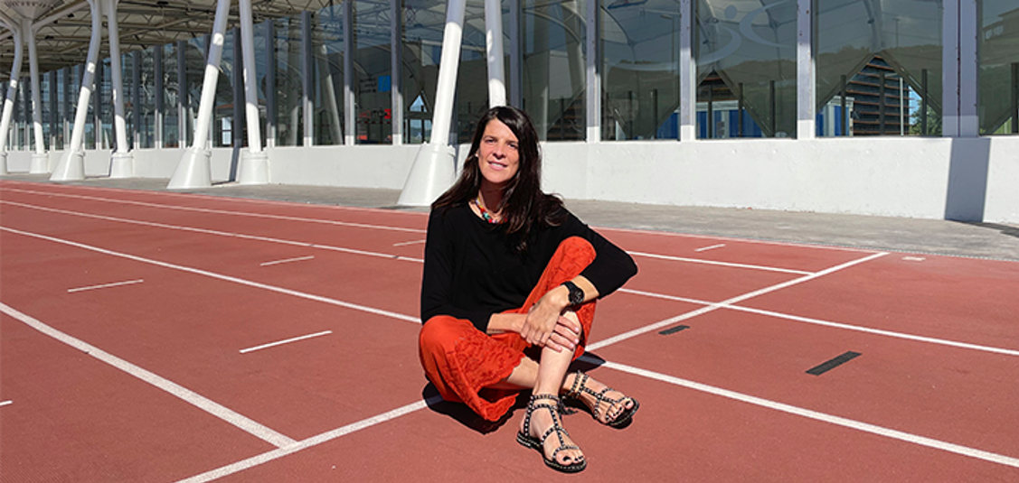 Professora da UNEATLANTICO e medalhista olímpica, Ruth Beitia, fará a cobertura das Olimpíadas de Tóquio