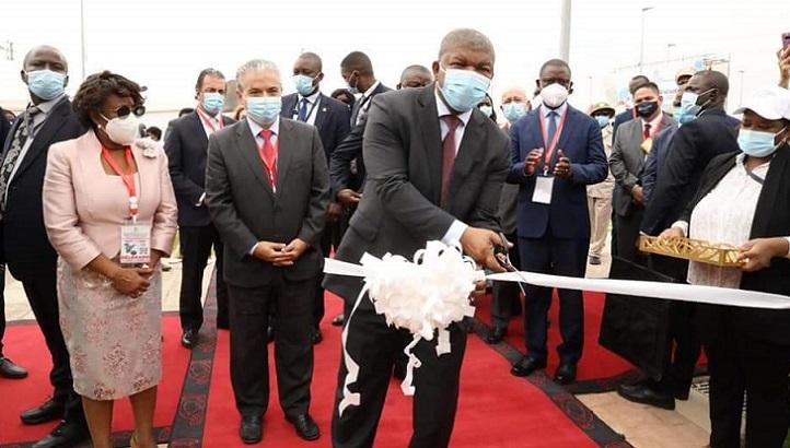 Presidente da Angola inaugura Universidade Internacional do Cuanza, promovida pela Fundação Universitária Iberoamericana
